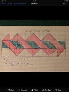 Quilt pattern by bessie