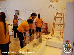 TURISMO EN CIUDAD JUÁREZ. El Museo de Arte de Ciudad Juárez ofrece un programa de Visitas Guiadas para alumnos de todos los niveles educativos desde preescolar hasta preparatoria, con recorridos hacia el interior y exterior por un guía, el ciclo de visitas empieza el mes de Septiembre. #ah-chihuahua