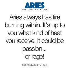 Fire burning...