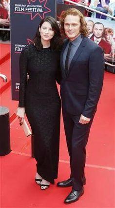 Sam & Cait on the red carpet June 17-2015