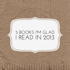 5 Books You Will Want to Add to Your Must-Read List...
