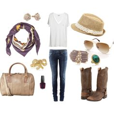 Casual, created by ebostrom.polyvore.com