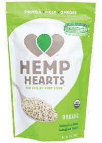 Manitoba Harvest Hemp Foods & Oils  Hemp Hearts Raw Shelled Hemp Seeds, 12.0 Ounces , Seeds (corn lite?)