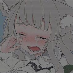 ‿︵ ︵ ︵ ︵ ︵ ︵ ︵ ︵ㅤㅤㅤㅤㅤㅤ۪ ཻུ۪⸙͎﹡ ུ۪۪ 𝒅o you want Coordinate? Anime Neko, Manga Kawaii, Loli Kawaii, Chica Anime Manga, Kawaii Anime Girl, Sad Anime Girl, Anime Art Girl, Manga Girl, Anime Girls