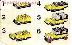 תוצאת תמונה עבור simple lego instructions