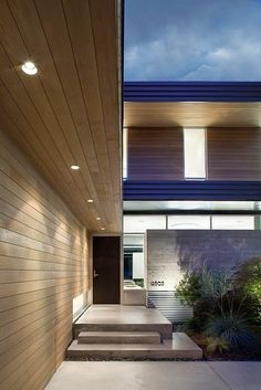 Ocean Park House by Campos Leckie Studio