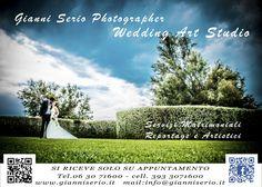 www.gianniserio.it Offerte per il tuo matrimonio.