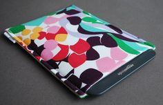 Kindle Case / Kindle Cover / Kindle Sleeve / Kindle 3 Case / Nook Case / NookColor Case / Kobo Case - Pastello