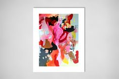 "Saatchi Online Artist: Anne Harper; Acrylic, 2011, Painting ""Persuasion #2"""