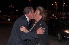 Momentazo junto a Rita Barberá, Alcaldesa de la ciudad de Valencia  www.vlcnews.es