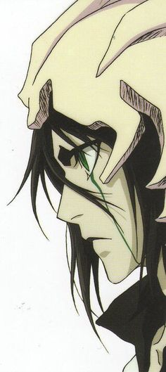 Ulquiorra Cifer (Ul-key-or-ah) Bleach Manga, Bleach Drawing, Manga Anime, Manga Art, Anime Art, Bleach Characters, Anime Characters, Anime Love, Anime Guys