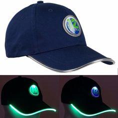 Zone12 Seattle 12 Fan Light Up Hat Snap Back Baseball Running Cap  #Zone12 #SeattleSeahawks