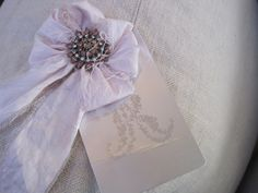 Rosette from Rachel Ashwell Shabby Chic Couture Stores www.shabbychic.com