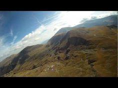 Filmare aeriana Transalpina - 3