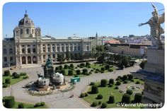 Turn these 9 Vienna attractions into the backbone of your trip plan: from the Spanish Riding School to the Danube and Naschmarkt. Spanish Riding School, Vienna Austria, Museum Of Fine Arts, Top View, Tour Guide, Natural History, Trip Planning, Rooftop, Attraction