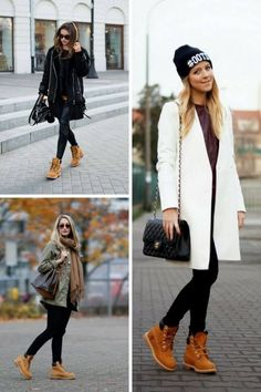 How To Wear Timberland Boots (With Style) SHE'SAID'