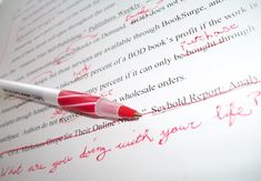 5 Tips on How to Edit Your Novel