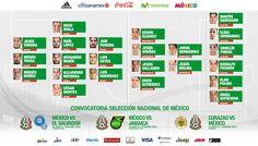 SEIS CHIVAS EN CONVOCATORIA DEL TRI PARA COPA ORO La Federación reveló a los futbolistas que competirán en el próximo torneo a nivel selecciones de la Concacaf, el cual inicia el 7 de julio; comparten grupo con El Salvador, Jamaica y Curazao.