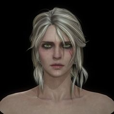 The Witcher Wild Hunt, The Witcher Game, The Witcher Geralt, Witcher Art, Witcher Wallpaper, Female Knight, Aliens And Ufos, Warrior Girl, Skull Face