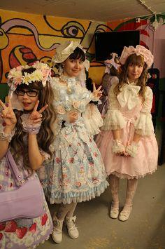 Spiro, Oxana and Alice