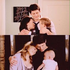 Naley family parallel