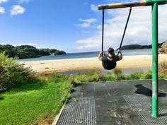 Sometimes you just have to stop by a swing relax see the beauty of it all and enjoy life!Manchmal muss man einfach an einer Schaukel stoppen sich entspannen die Schönheit von allem in sich aufsaugen und das Leben genießen!
