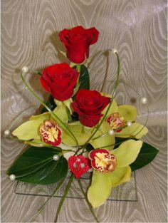 Bouquet sur mesure   Créations florales   Fleurs de Rêve Dégelis