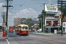 Roncesvalles at Howard Park, 1970s