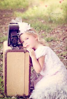 vintage kids photography