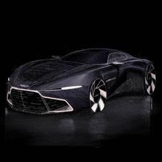 Car Design Sketch, Car Sketch, Paper Car, Aston Martin Lagonda, Car Drawings, Cool Sketches, Car Wrap, Transportation Design, Automotive Design