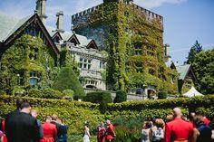 Hatley Castle Wedding - Victoria, BC Wedding Venue