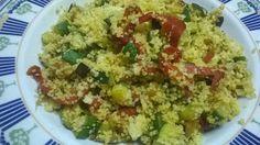 Dolcilandia e non solo...: Couscous con verdure