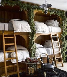 for the children to nestle all snug in their beds.