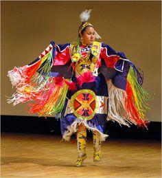 women's+pow+wow+regalia | Lakota Music and Dance...Women's Fancy Shawl Dance