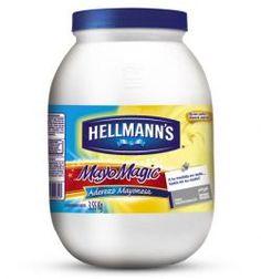 Mayonesa HELLMANN´S MayoMagic, de Unilever Food solutions de Guatemala, en FUDSERVIS. Teléfonos: 24730581, 40866650 y 56123327. www.comprabien.net