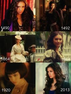 The Vampire Diaries | Katherine Pierce | Nina Dobrev