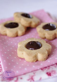 Sablée alle Mandorle-cookies