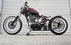 Bobber Inspiration - Bobbers and Custom Motorcycles September 2012