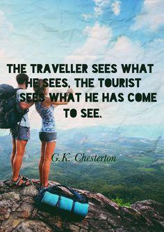 Excellent quote. #travel #adventure #explore #journey