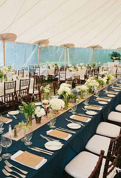 A Romantic Yacht Club Wedding | Real Brides | Brides.com