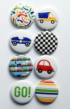 On the Go Flair 2 by aflairforbuttons on Etsy, $6.00  #aflairforbuttons #flair #flairbuttons