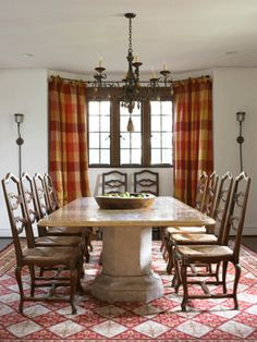 Dining Room // Carter Kay Interiors // Atlanta, GA