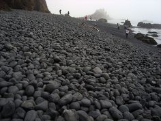 Cobble Beach, Newport Oregon. The sound that the rocks make as the waves come in and out is absolutley mesmerizing.