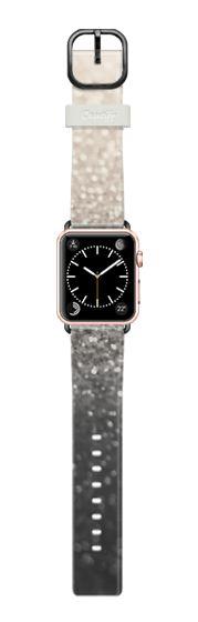 Casetify Apple Watch Band (42mm) Casetify Band - GATSBY NUDE BLACK by Monika Strigel for APPLE WATCH by Monika Strigel #Casetify