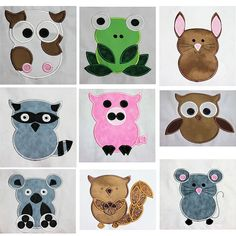 Designed by Linda HorneThe GO! Talk to the Animals Embroidery Designs by Linda Horne are designed to be used with the GO! Owl (55333) and the GO! Talk to the Animals Baby Quilt Pattern (PQ10509).  Use the embroidery designs to make the GO! Talk to the Animals Baby Quilt (PQ10509) or come up with new ways to use all of the different animals on your projects.Designs include27 designs are included in this set.9 Blanket Stitch9 Satin Stitch9 Stem StitchComplete instructions for stitching die…