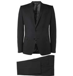 Love the Dolce&Gabbana Navy Martini Slim-Fit Wool-Blend Suit on Wantering | Well-Suited | mens suit #menssuit #menswear #mensstyle #mensfashion #GIF #gif #gifs #fashiongifs #dolcegabbana #wantering http://www.wantering.com/mens-clothing-item/navy-martini-slim-fit-wool-blend-suit/0cyiwUM/