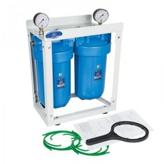 Sistem de filtrare apa Big Blue 10 Bari, Industrial, Filter
