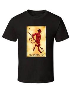 "Men's ""El Diablito"" T-Shirt by Tat Daddy | Inked Shop #inked #inkedshop #inkedmagazine #menstee #graphictee"