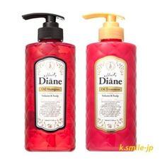 O-Japao-Diane-Volume-Scalp-Shampoo-E-Condicionador-De-500ml-500-ml-f-s-Pacote-eletronico