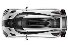 Koenigsegg Agera One:1 is here, all 1,360 hp and 273 mph of it . http://aol.it/1hwfOD5